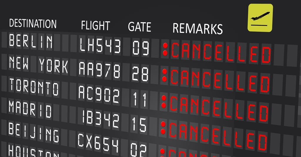 Can You Get Compensation for Cancelled Flights?