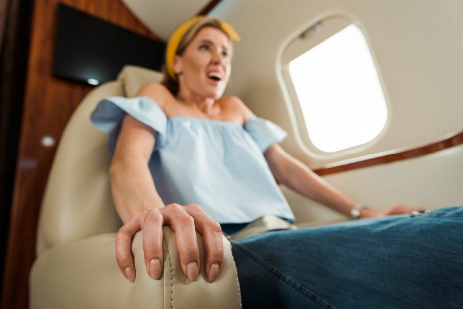 How to Overcome Fear of Flying?