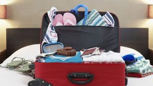 How to Pack a Suitcase to Maximize