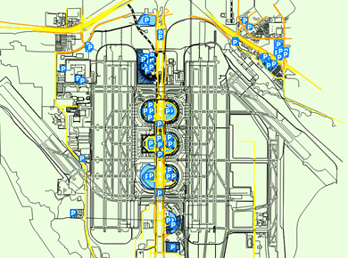 DFW Airport Parking | Short & Long Term DFW Parking Rates on