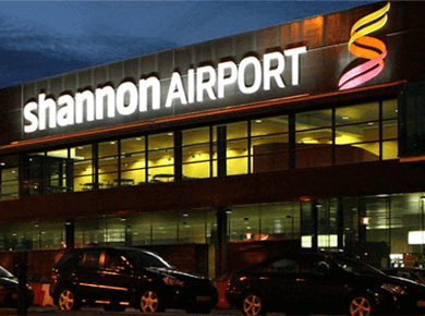 Shannon Airport Parking