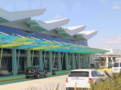 Myrtle Beach International Airport United States MYR logo