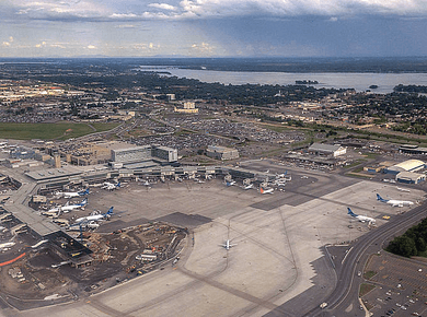 Best parking options montreal airport