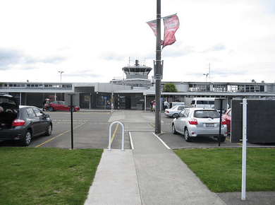 Nelson Airport Logo