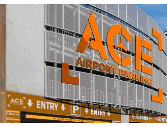 ace melbourne airport parking picture