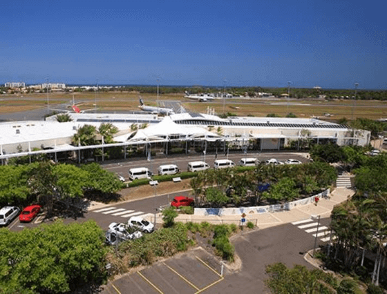 sunshine coast airport long stay carpark default