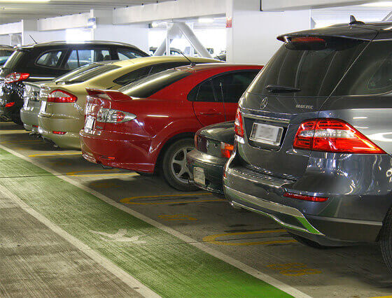 long term auckland airport parking e