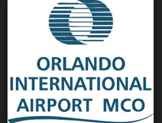 orlando airport valet parking logo
