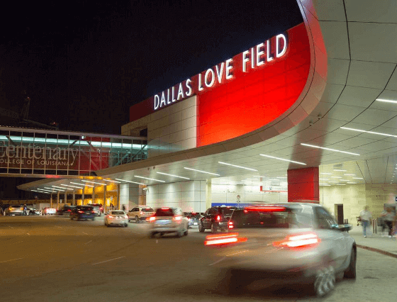 love connection remote parking dallas default