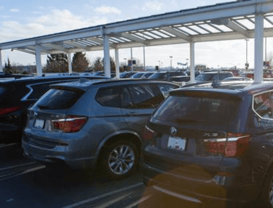 Daily Long Term Victoria airport parking default