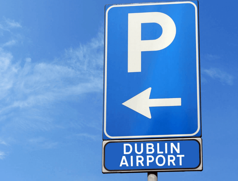 Terminal2 Short Term Dublin airport parking logo1