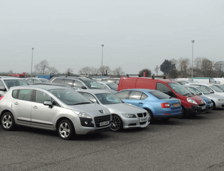 Main Stay Belfast airport parking default