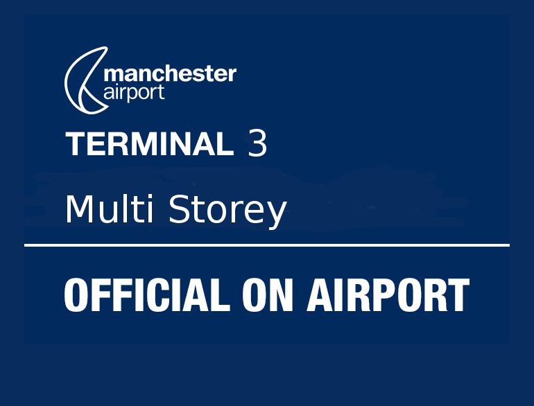 Manchester Airport T3 Parking >> Airport Multi Storey Car Park T3 Manchester Uk