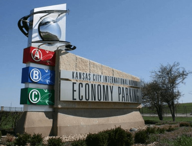 kansas city airport economy parking b default
