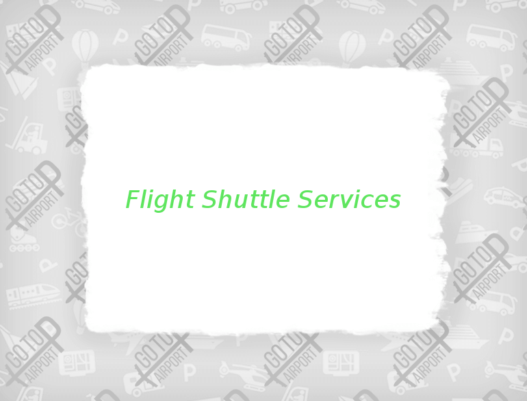 Flight Shuttle Manchester airport parking default