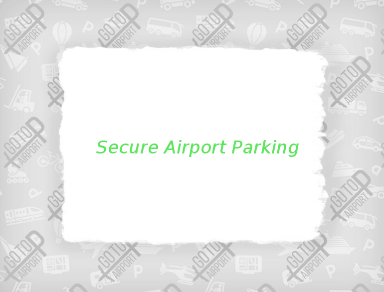 Secure Manchester airport parking default