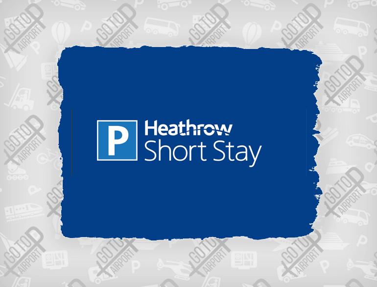 Heathrow airport short stay parking default