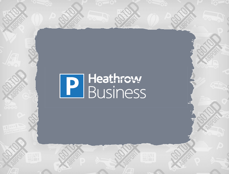 Heathrow airport business parking default