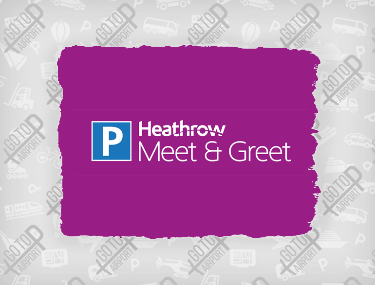 Meet & Greet Heathrow airport parking default