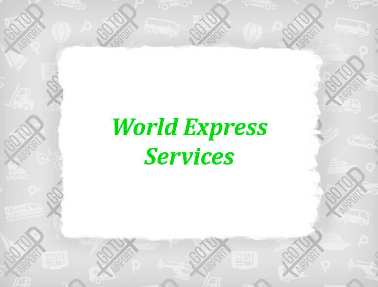 World express services Tucson airport parking default