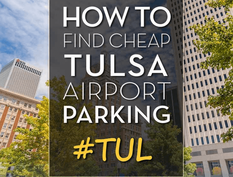 tulsa airport economy parking logo1