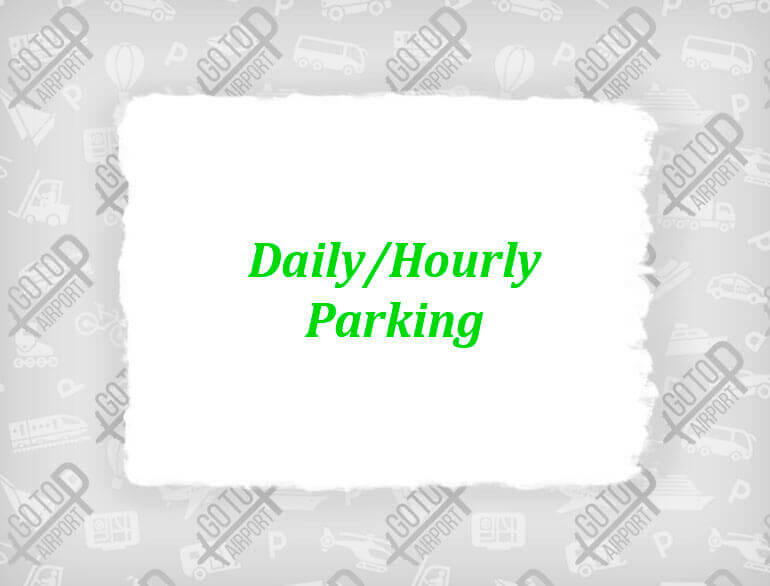 Daily/Hourly parking Richmond airport parking default