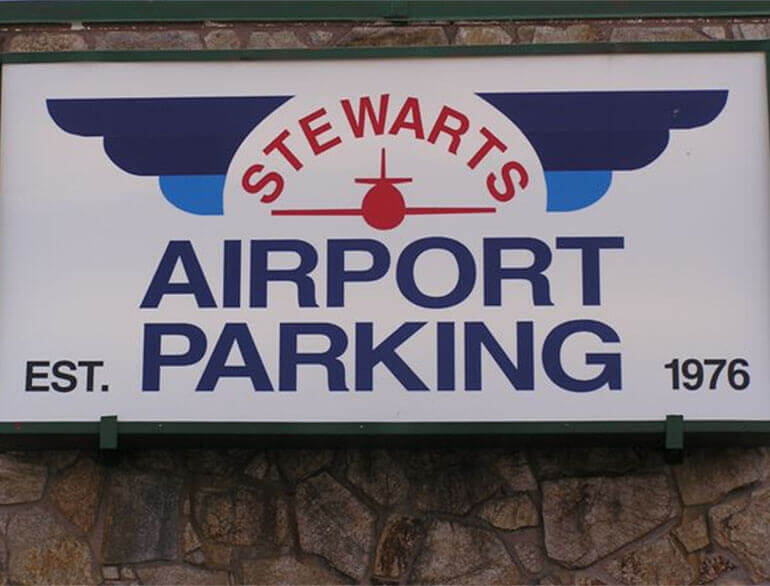 Stewart airport parking Omaha default