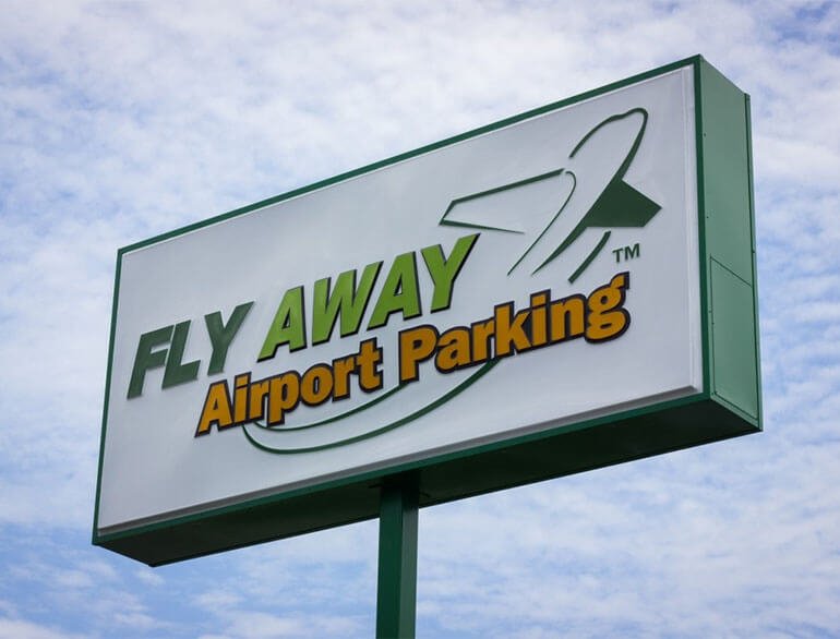 Fly away airport parking Nashville default