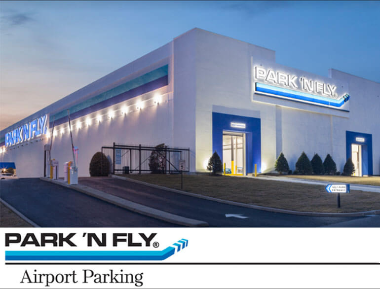Park 'n fly Nashville airport parking default