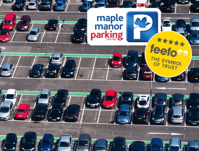 Maple Manor airport parking default