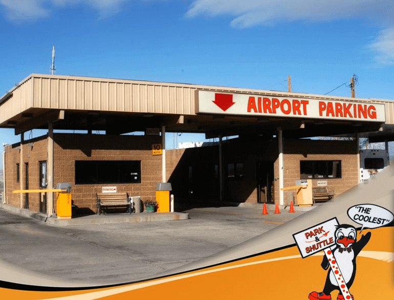albuquerque airport parking park & shuttle default