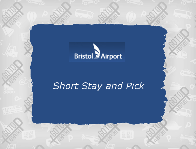 Short Stay and Pick Up Bristol airport parking default