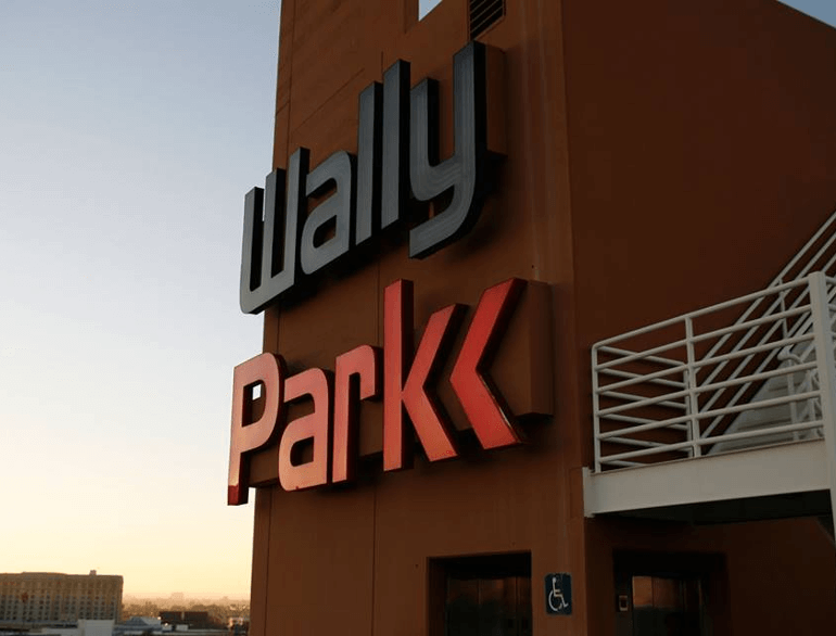jacksonville wally park airport parking default