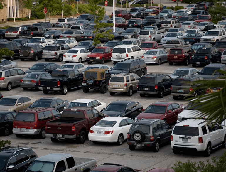 jacksonville daily surface lot airport parking logo1