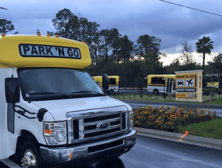 park 'n go orlando airport parking default