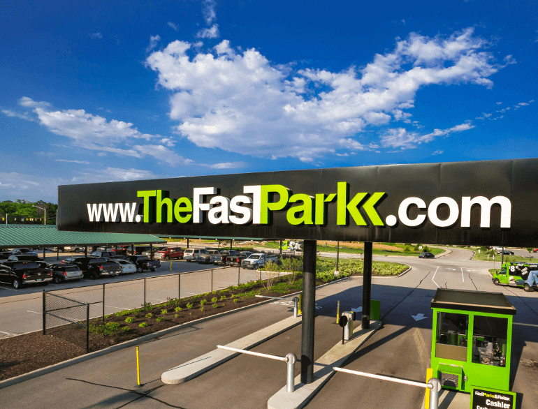 fast park & relax orlando airport parking logo1