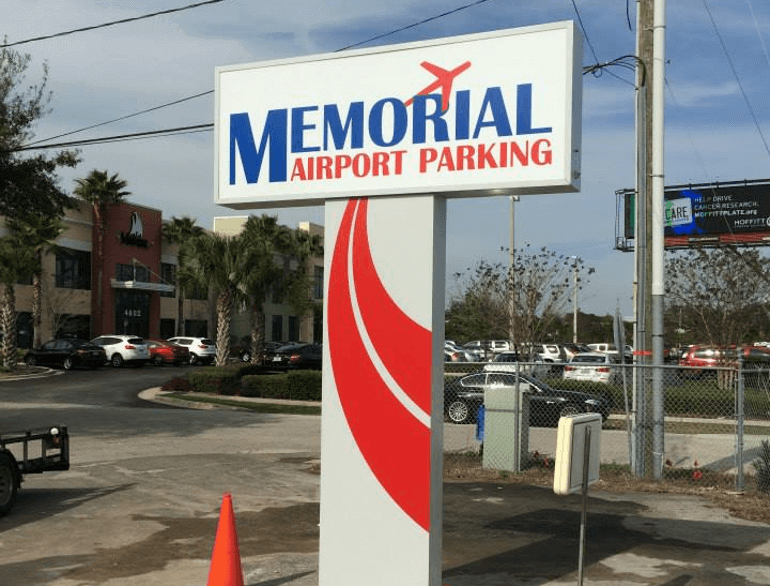 orlando memorial airport oversize parking logo1