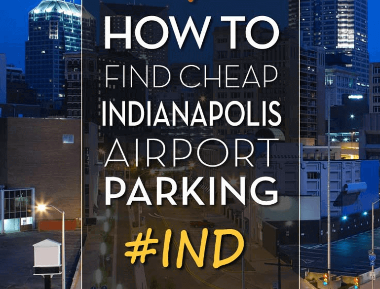 indianapolis international airport valet parking default