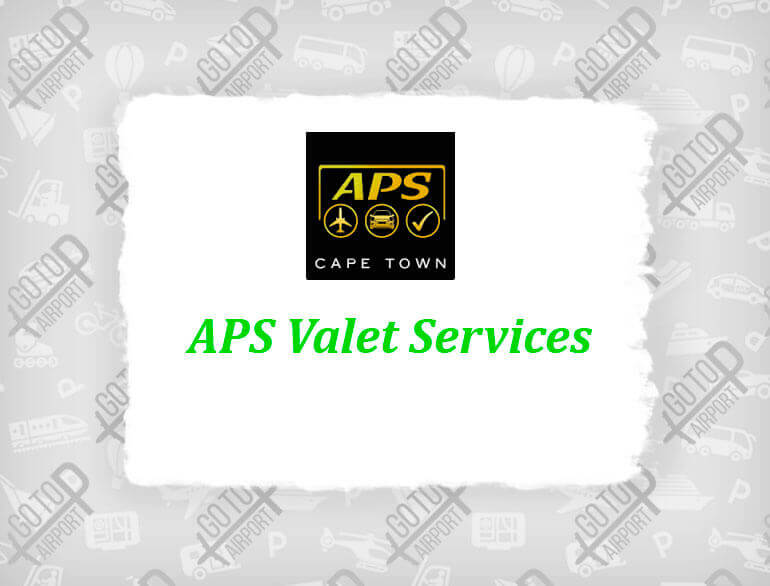 APS valet services Cape Town airport parking default