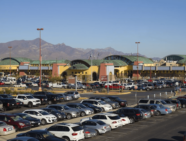 el paso international airport short term parking default