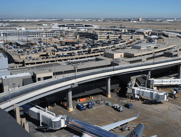 remote south parking dallas international airport default