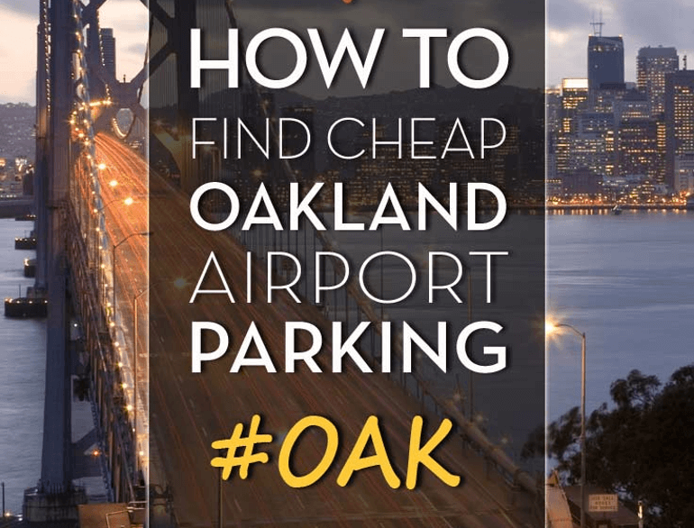 oakland park 'n fly airport parking logo