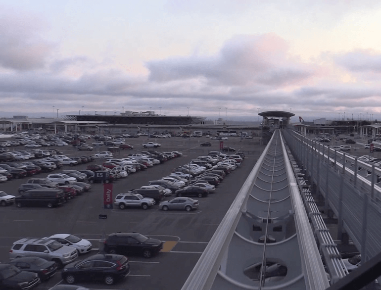 oakland economy airport parking default