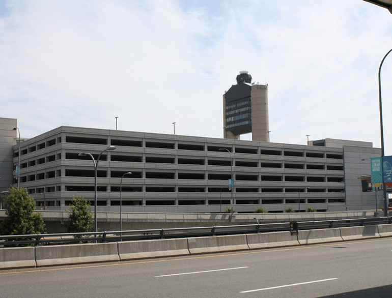 boston central parking garage default