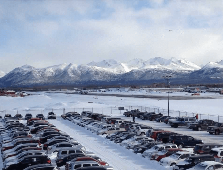 anchorage long-term airport parking logo1